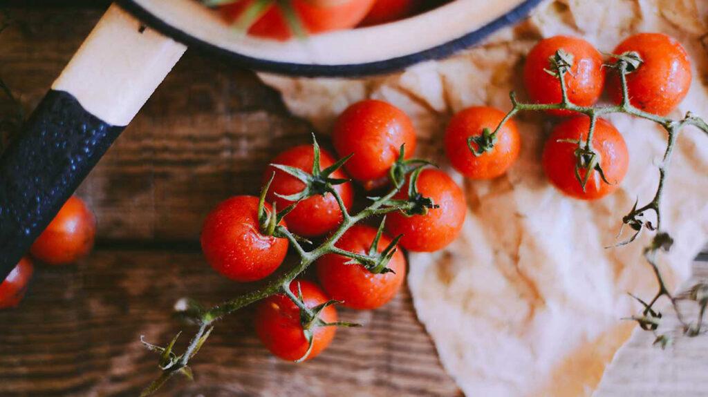 گوجه فرنگی برای سلامت آلت تناسلی