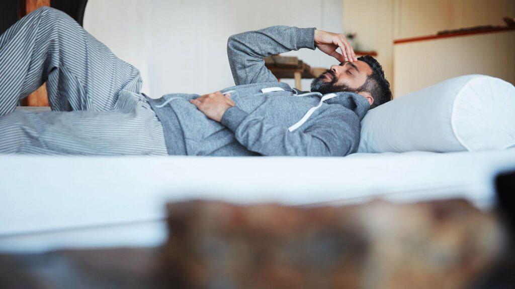 ارتباط مشکلات جنسی و خواب