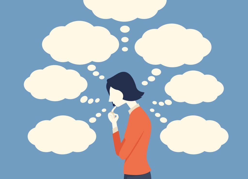 مراجعه به پزشک برای اختلال اضطراب عمومی