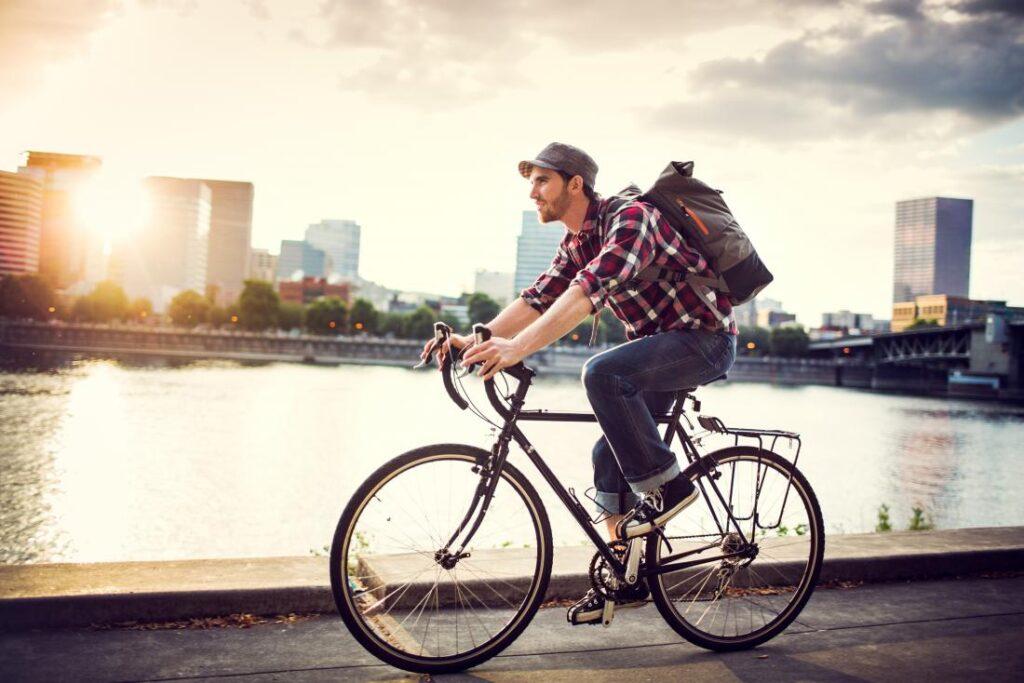 دوچرخه سواری دلیل بی حسی آلت تناسلی