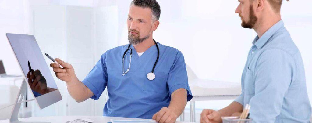 تشخیص پروستاتیت